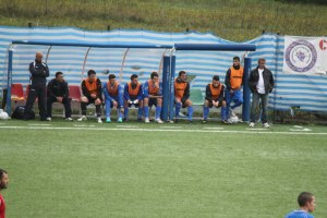 Panchina dell'Atletico